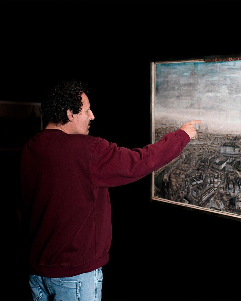 À l'Art Brut avec Alain Perret