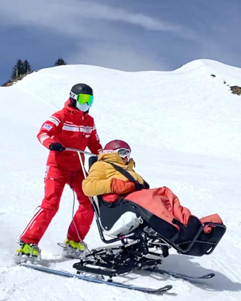 La virée à ski printanière du CDL